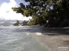 Agnes, DP in Seychelles