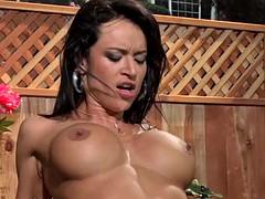 Franceska Jaimes is a hot colombian milf