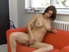 Braunhaarige, Masturbation, Milf, Erotischer film