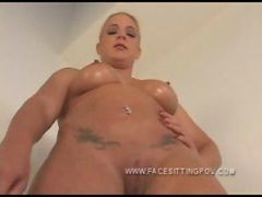 Hot Pussy-on-face Dom Love hole And additionally Ass Closeup