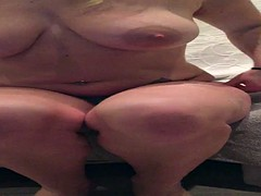 Amateur, Belle grosse femme bgf, Néerlandais, Doigter
