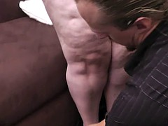 First date sex with brunette plumper
