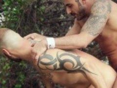 Gay, Músculo, Al aire libre