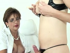 Adulterous british milf lady sonia flashes her heavy breasts