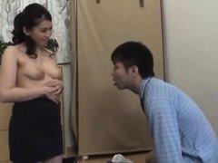 CETD-160 Sex Kirishima Ayako Nephew Out Under One Roof Virg