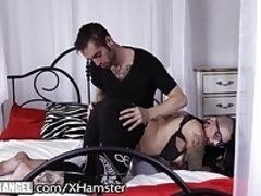 BurningAngel Punk Chick Loving this Anal!