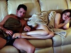 Braunhaarige, Freundin, Lesbisch, Pornostars