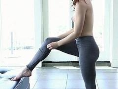 Undersized Miss Flexible