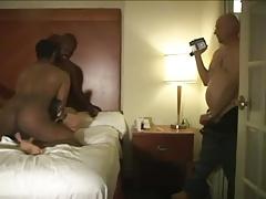 Husband Enjoys Watching Amateur Cuckold Wife Swing - Part 1