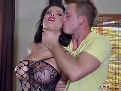 Nympho Peta Jensen sucks Bill Bailey