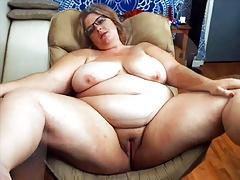 BBW sexy Mature cunt! Amateur!