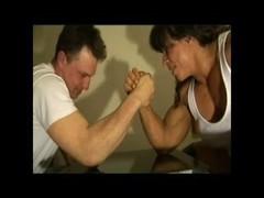 Bodybuilder Sondra