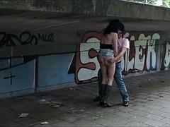 Public Sex - Street Ramp