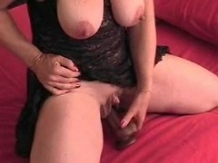 Porky Titties With A Big Clitoris