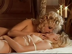 Lea Martini playing with girl
