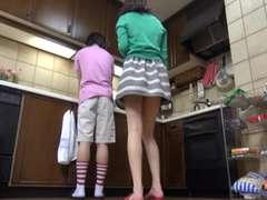 Asiático, Japonés, Madres para coger