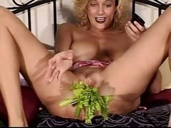 Extreme penetration with vegetables (Camaster)