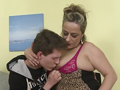 TABOO dirty MOM suck fuck young lucky SON