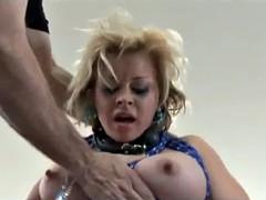 BDSM Nasty Milf In Bondage by Cezar73