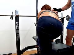 Hardcore Sex Is The Best Training