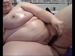 BBW Huge tits