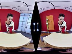 BaDoink VR Deep Anal for Busty Asian Geisha POV