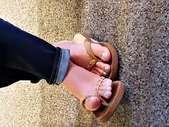 Universidad, Fetiche de pies