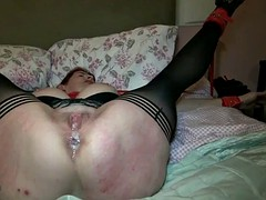 MULTIPLE CREAMPIED CUMSLUT
