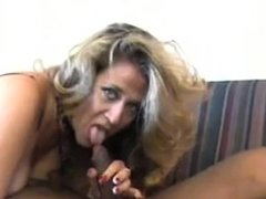 Hot Mature Girlfriend Laura Likes Intercourse with Large Bl