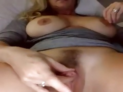 Beautiful big clit and pussy