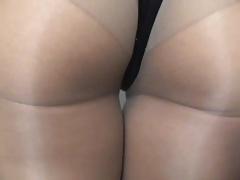 crossdresser pantyhose and panties 138