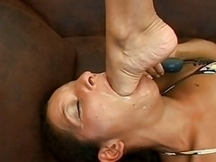 Dominante vrouw, Voeten fetish
