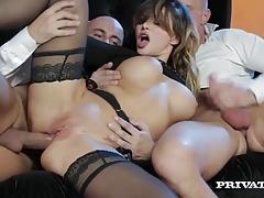 Анальный секс, Семяизвержение, Двойное проникновение, Секс без цензуры, Хд, Жесткий секс, Втроем