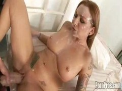Scarlet Pain - Sticky creampie Squeeze