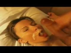 Cumshot on face compilation #155NT