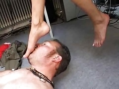 Bondage discipline sadomasochisme, Dominante vrouw, Voeten fetish