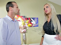 MommyBlowsBest Big Titty Nina Elle Gets Down For Buisness