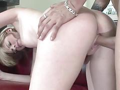 Teen hottie Hailey James gets her cute butt fucked hard