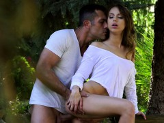 Kira Thorn In Getting Dirty in the Garden
