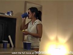 highschool drinking games in hotel room