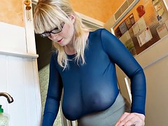 XTREME SAGGY UDDERS MAID Casey Deluxe