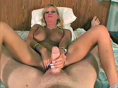 MILF Bondie is Horny for Action
