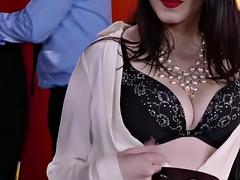 Super horny Anna de Ville craving cock