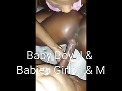 Baby Boy J & Babies Girls I & M