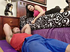 WANKZ Sexy Jasmine Jae Cheats on Hubby