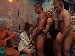 Club, Dansant, Groupe, Hard, Orgie, Fête