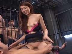 sumptuous japanese blow-job bukkake