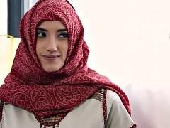 Arabisch, Tussi, Blasen, Massage, Titten