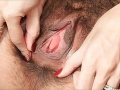 Sizeable sexy pussys