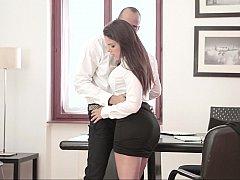 美女, フェラチオ, 茶髪の, 衣服着たままセックス, 淫乱熟女, オフィス, 秘密の, 濡れ